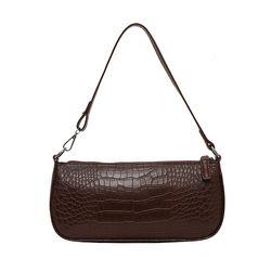 Túi xách nhỏ đeo vai vân cá sấu hàng cao cấp D673 giá sỉ