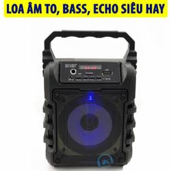 Bluetooth Mini MH-33bt - Tiện lợi - Âm to - Cực đã - Siểu Phẩm Hát Karaoke giá sỉ