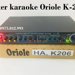 Vang karaoke ORIOLE K206-sỉ liên hệ