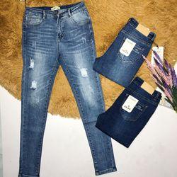 Quần jeans nữ dài giá sỉ