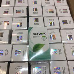 Detoxic thải độc cơ thể nga hàng chuẩn giá tốt