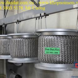 ống dẫn nước mềm inox size 1/2 chiều dài theo yêu cầu/ Dây cấp nước inox/Dây đồng bện tiếp địa/khop noi mem ket noi mat bich giá sỉ