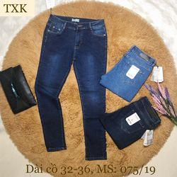 Quần jeans nữ dài 32-36 giá sỉ, giá bán buôn