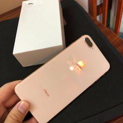 """""""Khuyến mãi sốc"""" Iphone 8 plus64GB màu gold lịch lãm chỉ 115 triệu giá sỉ"""