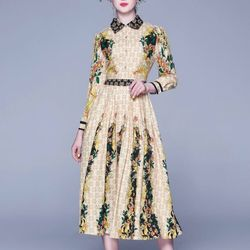 Đầm lụa maxi dáng dài giá sỉ