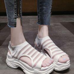 Giày sandal đế cao giá sỉ
