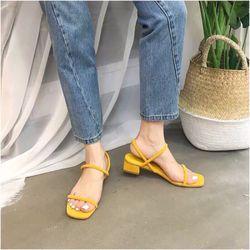 Giày sandal nỉ màu giá sỉ