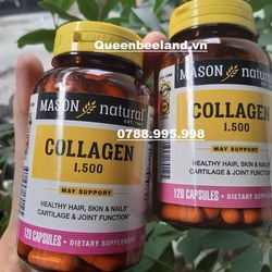 Viên Uống Đẹp Da Collagen Mason Natural 120 Viên giá sỉ