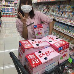 Sữa meiji 1-3 cho bé hộp sắt 800 giành cho bé từ 1-3 tuổi giá sỉ