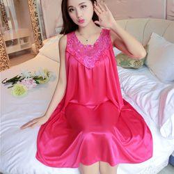 Váy nữ form rộng dáng suông sát nách giá cực rẻ