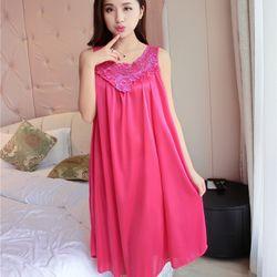 Đầm nữ form rộng sát nách nhiều màu sắc chọn lựa