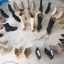 Giày boot MS004G giá sỉ, giá bán buôn