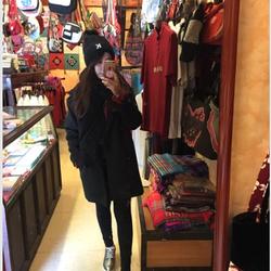 Áo khoác dạ nữ phong cách Hàn Quốc giá sỉ