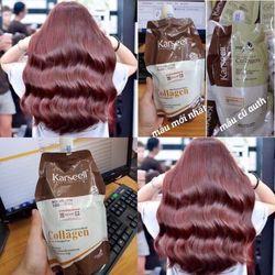 Hấp tóc collagen mẫu mới