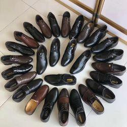 Giày tây Nam MS002G giá sỉ, giá bán buôn