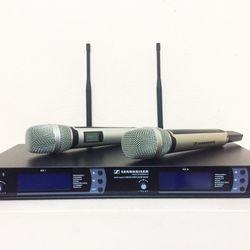 Mic không dây SKM9000 4 râu giá sỉ, giá bán buôn