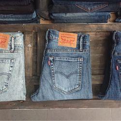 Quần jeans nam dài size từ 28-36