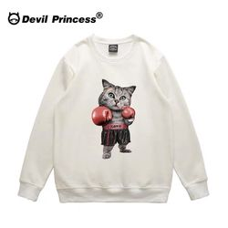 Áo Hoodie Nam Nữ Hình Mèo giá sỉ