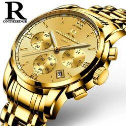 Đồng hồ nam ONTHEEDGE 6 kim full box giá sỉ, giá bán buôn