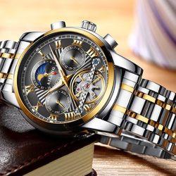 Đồng hồ cơ AILANG automatic full box giá sỉ, giá bán buôn