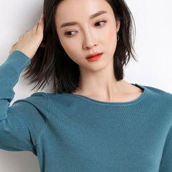 Áo len dệt kim dài tay nhiều màu AN67 giá sỉ, giá bán buôn