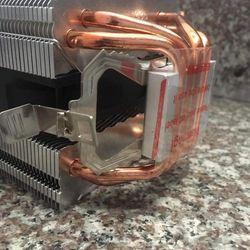 Tản nhiệt khí cpu 4 ống đồng FAN led nhiều màu giá sỉ