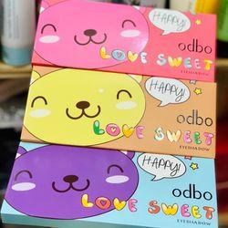 Bảng màu mắt Gấu Odbo Love- Thái Lan