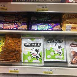 Kẹo sữa bò Thái Lan 2 vị sữa và milo cực ngon chỉ với 15k giá sỉ, giá bán buôn