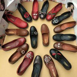 Sỉ giày lô 50-100 đôi giá rẻ