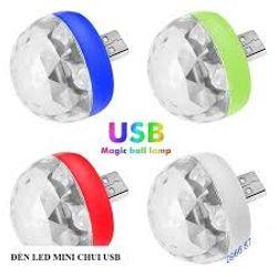 Đèn Led Cắm Cổng USB Nháy Theo Nhạc giá sỉ