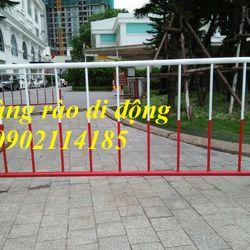Hàng rào kiểm át đám đông khung hàng rào chắn giá sỉ