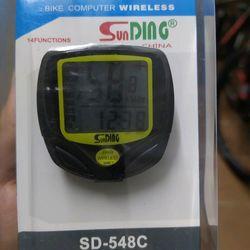 đồng hồ đo tốc độ ko dây giá sỉ