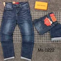 Quần jeans nam dài size 28-32
