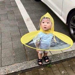 Áo mưa con vịt cho bé giá sỉ