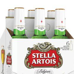Bia Stella Artois thùng 24 chai giá sỉ