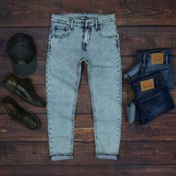 Quần jeans nam dài giá sỉ, giá bán buôn