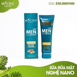 Sữa rửa mặt Nghệ Nano Mocha giá sỉ