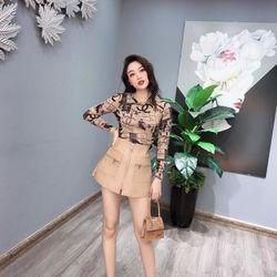 áo len nữ đẹp kiểu hàn quốc dễ thương giá sỉ body chan BN 45514 Kèm Ảnh Thật giá sỉ