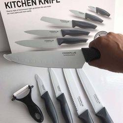 Bộ dao làm bếp 6 món Lock Lock cao cấp giá sỉ
