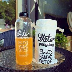 Bình nước Pongdang Detox 1000ml cực đẹp giá sỉ, giá bán buôn