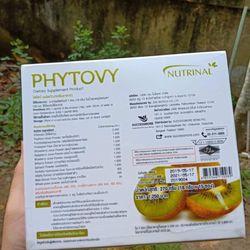 Phytovy thức uống thơm ngon giải độc cơ thể giá sỉ