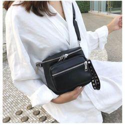 Túi đeo chéo nữ dáng hộp dây bản to có thể đeo nhiều kiểu có VIDEO giá sỉ, giá bán buôn