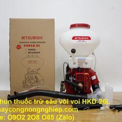 Nơi bán Máy Phun Thuốc Trừ Sâu Vòi Voi HKD-26L Giá cực rẻ