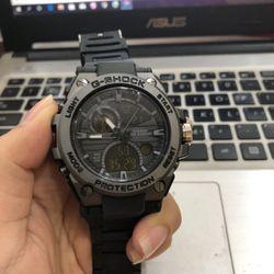Đồng hồ điện tử hợp kim dây cao su 02 giá sỉ