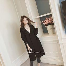 Áo khoác nữ dáng dài dáng đẹp giá siêu rẻ giá sỉ