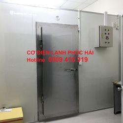 Cung cấp và lắp đặt hệ thống kho lạnh bảo quản thuốc vacxin giá sỉ