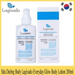 Sữa Dưỡng Body Hàn Quốc Lagivado Everyday Glow Body Lotion cấp ẩm và giữ cho da mềm mại suốt cả ngày giá sỉ
