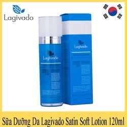 Sữa Dưỡng Trắng Da Hàn Quốc Lagivado Satin Soft Lotion với công thức an toàn lành tính giúp làm mềm và tăng cường độ ẩm cho da giá sỉ