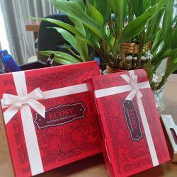 Hộp quà tặng cao cấp phấn nước son