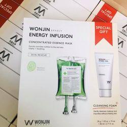 Mặt nạ DR Wonjin tặng kèm sửa rữa mặt 80ml giá sỉ